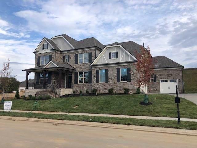 1013 Cumberland Valley Dr-1258, Franklin, TN 37064 (MLS #RTC2086462) :: Team Wilson Real Estate Partners
