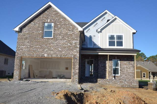 536 Dexter Dr - Lot 107, Clarksville, TN 37043 (MLS #RTC2086901) :: The Group Campbell powered by Five Doors Network