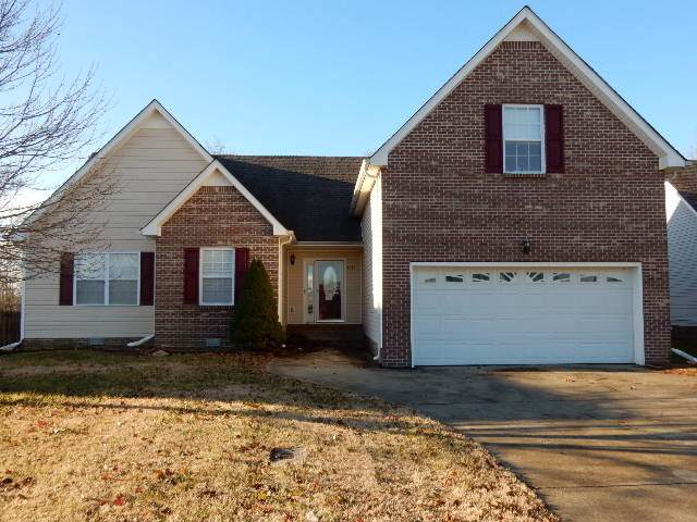 1522 Autumn Dr, Clarksville, TN 37042 (MLS #RTC2101101) :: RE/MAX Choice Properties