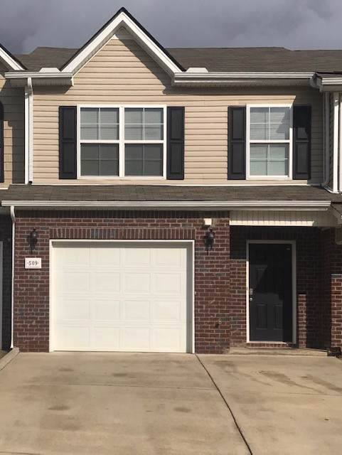 509 Nixon Way, La Vergne, TN 37086 (MLS #RTC2111307) :: Katie Morrell | Compass RE