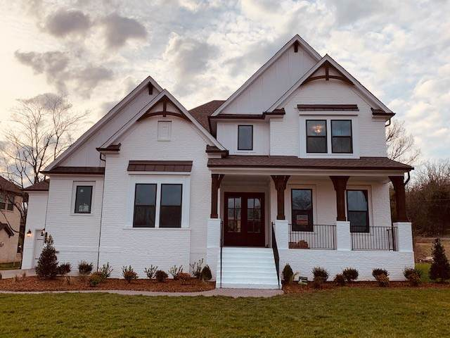 104 Asher Downs Circle #1, Nolensville, TN 37135 (MLS #RTC2111370) :: Nashville on the Move