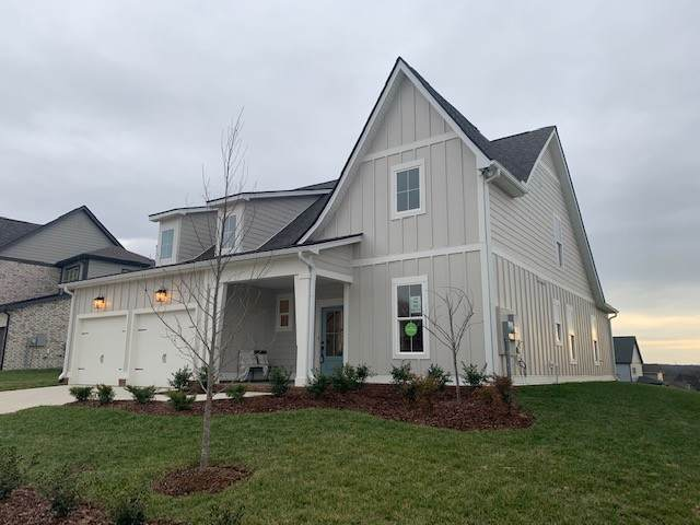 252 Croft Way #367, Mount Juliet, TN 37122 (MLS #RTC2117391) :: RE/MAX Choice Properties