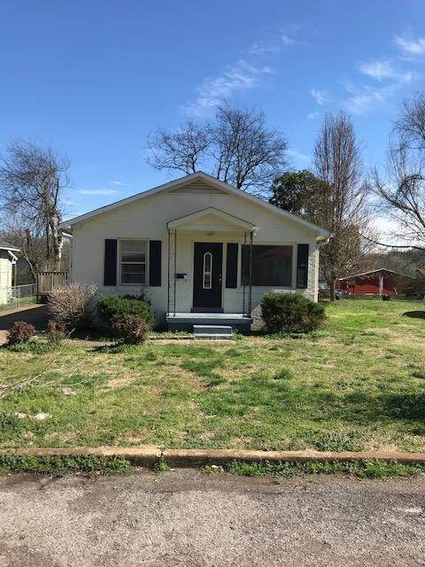 408 Hill St, Mount Pleasant, TN 38474 (MLS #RTC2125277) :: Exit Realty Music City