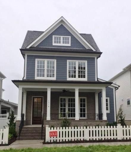 1031 Calico Street, Wh # 2109, Franklin, TN 37064 (MLS #RTC2128561) :: Team Wilson Real Estate Partners