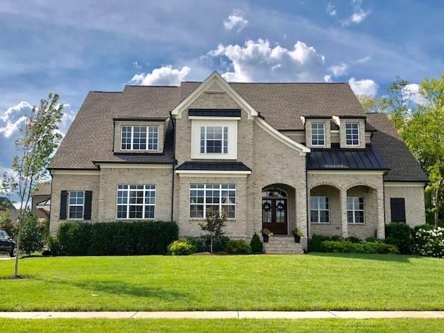 5525 Hardeman Springs,Lot 105, Arrington, TN 37014 (MLS #RTC2128774) :: Nashville on the Move