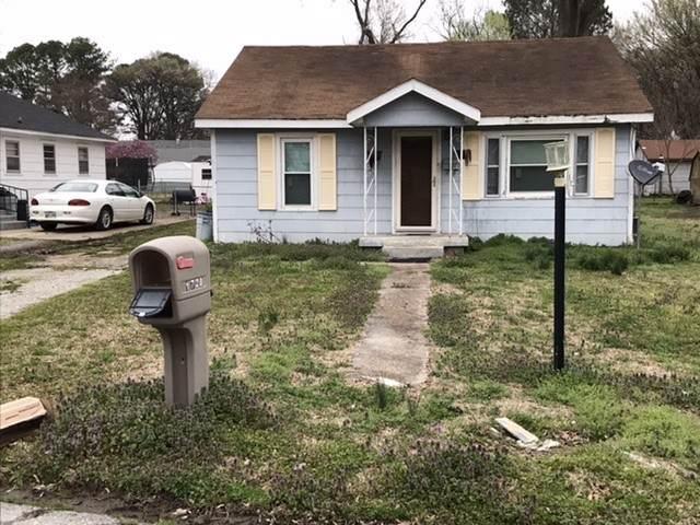 1728 Glen St, Dyersburg, TN 38024 (MLS #RTC2131435) :: Village Real Estate