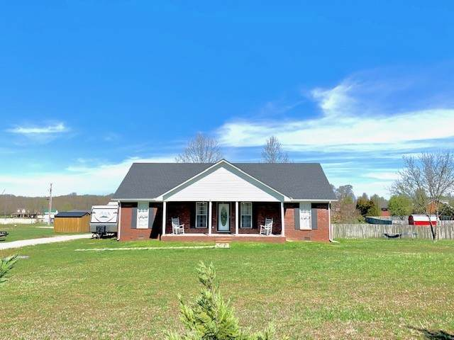 367 Ardmore Hwy, Fayetteville, TN 37334 (MLS #RTC2135493) :: Five Doors Network