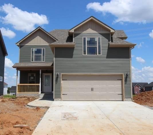 251 White Tail Ridge, Clarksville, TN 37040 (MLS #RTC2139450) :: Village Real Estate
