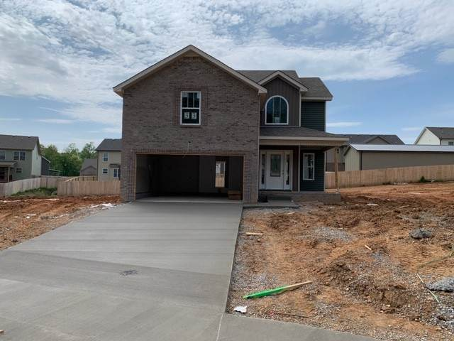 1176 Elizabeth Lane - Lot 33, Clarksville, TN 37042 (MLS #RTC2142734) :: Oak Street Group