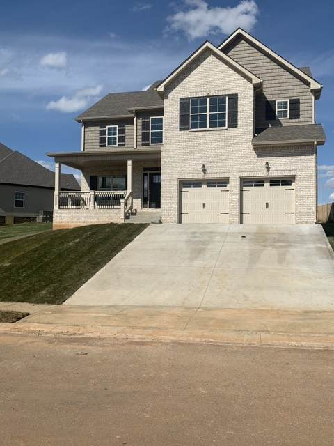 223 Blue Briar Trce, Clarksville, TN 37043 (MLS #RTC2143368) :: Village Real Estate
