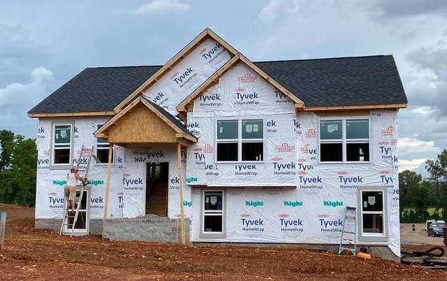 263 Eagles Bluff, Clarksville, TN 37040 (MLS #RTC2153689) :: The Miles Team   Compass Tennesee, LLC