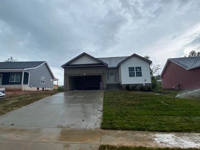 54 Warrioto Hills, Clarksville, TN 37040 (MLS #RTC2163411) :: Ashley Claire Real Estate - Benchmark Realty