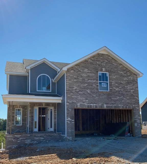 152 Tomahawk Pointe - Lot 48, Clarksville, TN 37040 (MLS #RTC2170851) :: Village Real Estate