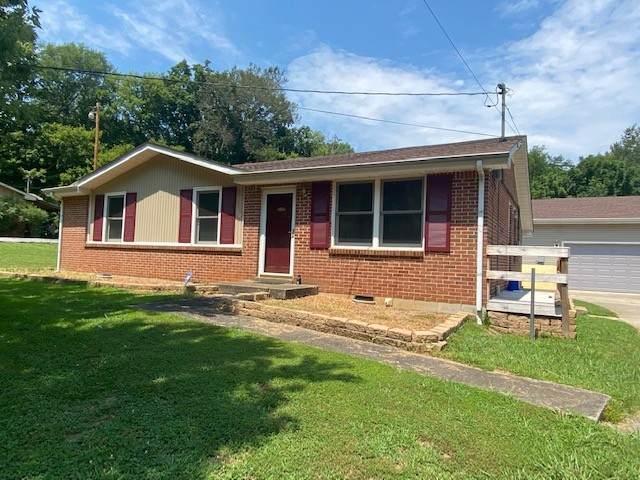 703 Kingsbury Rd, Clarksville, TN 37040 (MLS #RTC2178219) :: Village Real Estate
