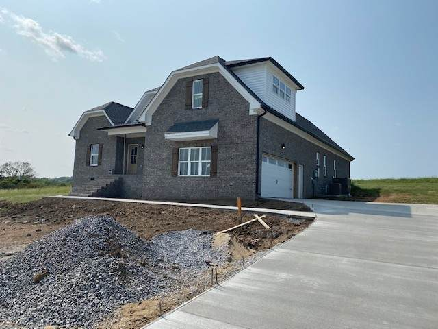 105 Thoroughbred Lane, Hartsville, TN 37074 (MLS #RTC2186324) :: Village Real Estate