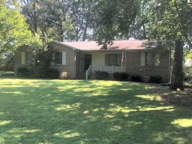 802 Wanda Ln, Tullahoma, TN 37388 (MLS #RTC2187105) :: Village Real Estate