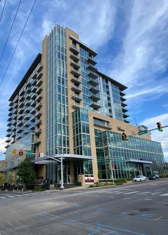 700 12th Ave S #1008, Nashville, TN 37203 (MLS #RTC2209086) :: Real Estate Works