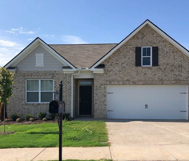 1416 Marigold Drive 433, Spring Hill, TN 37174 (MLS #RTC2216674) :: Christian Black Team