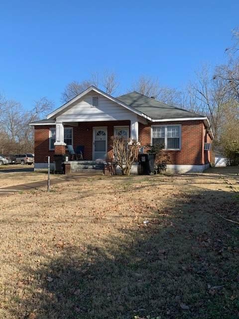 625 Greenwood Ave, Clarksville, TN 37040 (MLS #RTC2220256) :: John Jones Real Estate LLC