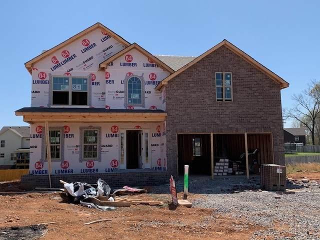 525 Macy Lynn Drive, Clarksville, TN 37042 (MLS #RTC2239171) :: Trevor W. Mitchell Real Estate