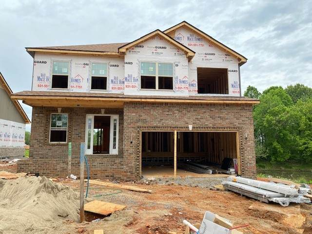 32 Charleston Oaks, Clarksville, TN 37042 (MLS #RTC2244393) :: Nashville on the Move