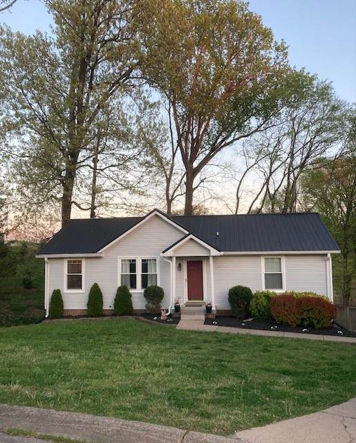 116 Bellamy Ct, Clarksville, TN 37043 (MLS #RTC2245683) :: Christian Black Team