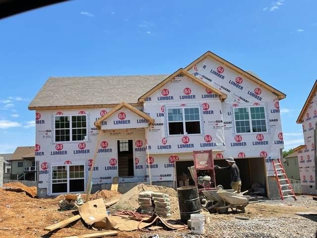 509 Macy Lynn Drive, Clarksville, TN 37042 (MLS #RTC2249420) :: Team George Weeks Real Estate