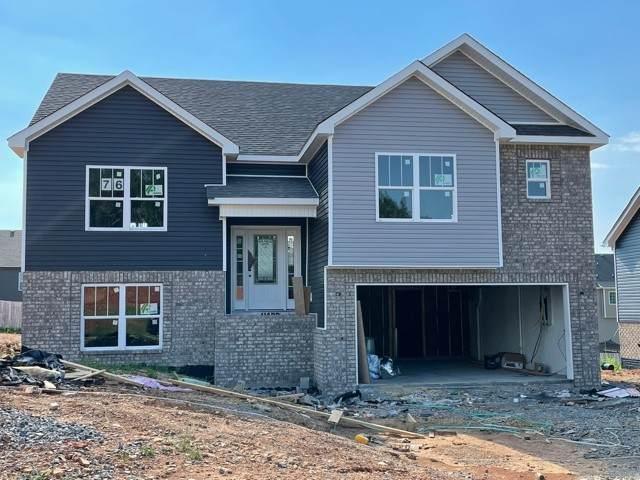 505 Macy Lynn Drive, Clarksville, TN 37042 (MLS #RTC2255418) :: Village Real Estate