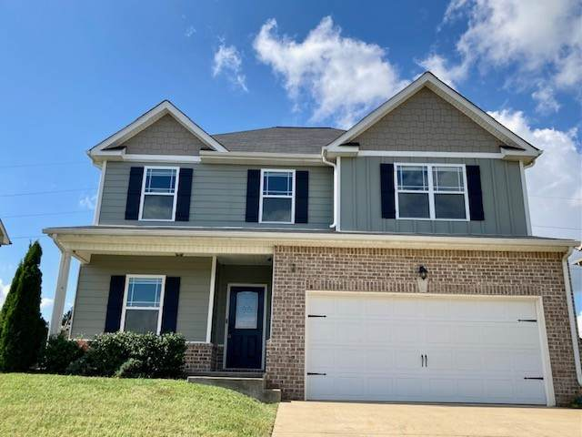 1021 Silo Dr, Clarksville, TN 37042 (MLS #RTC2281440) :: Cory Real Estate Services