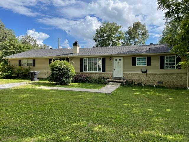 408 Oakwood Rd, Tullahoma, TN 37388 (MLS #RTC2283871) :: The Home Network by Ashley Griffith