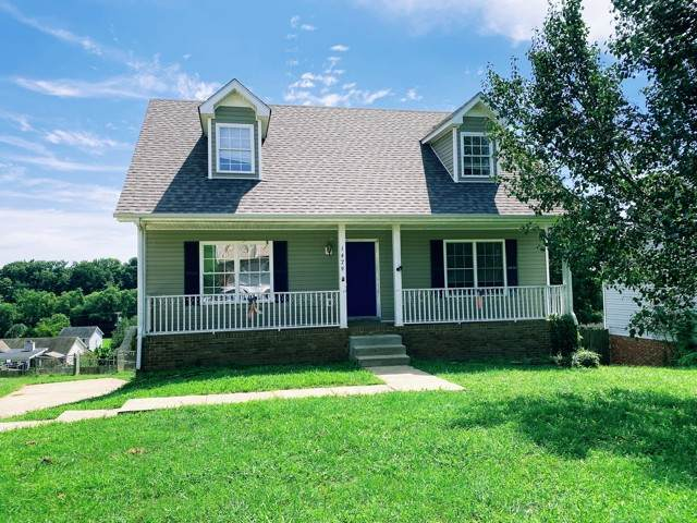 1479 Mckinley Ct, Clarksville, TN 37042 (MLS #RTC2284119) :: EXIT Realty Lake Country