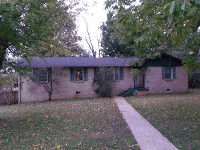 201 Woods Ave S, Lewisburg, TN 37091 (MLS #RTC2302007) :: RE/MAX 1st Choice