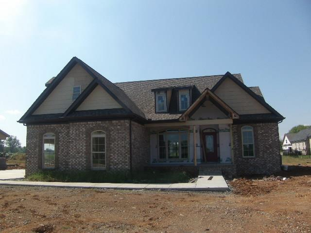 4006 Merryman Ln (Lot 79), Murfreesboro, TN 37127 (MLS #1823254) :: Maples Realty and Auction Co.