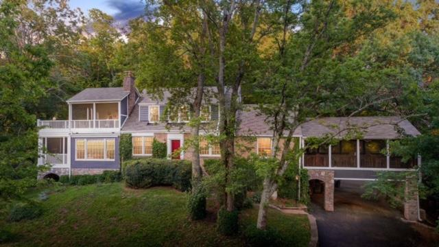 5400 Hillsboro Pike, Nashville, TN 37215 (MLS #1892903) :: KW Armstrong Real Estate Group
