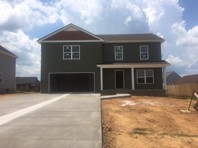 2324 Pea Ridge Rd, Clarksville, TN 37040 (MLS #1940431) :: The Milam Group at Fridrich & Clark Realty