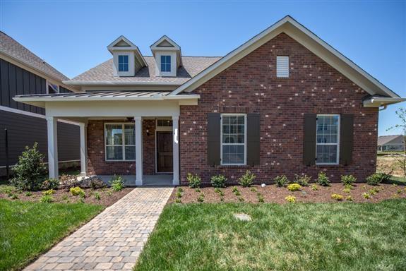 275 Tanglewood Lane Lot 234, Hendersonville, TN 37075 (MLS #1945727) :: REMAX Elite