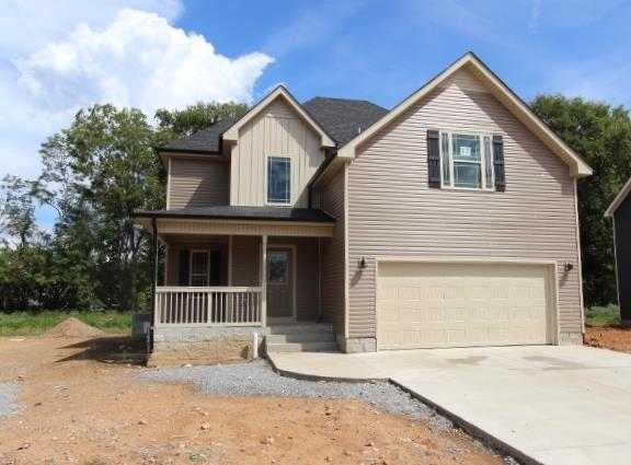 17 Chestnut Hill, Clarksville, TN 37042 (MLS #1951245) :: RE/MAX Homes And Estates