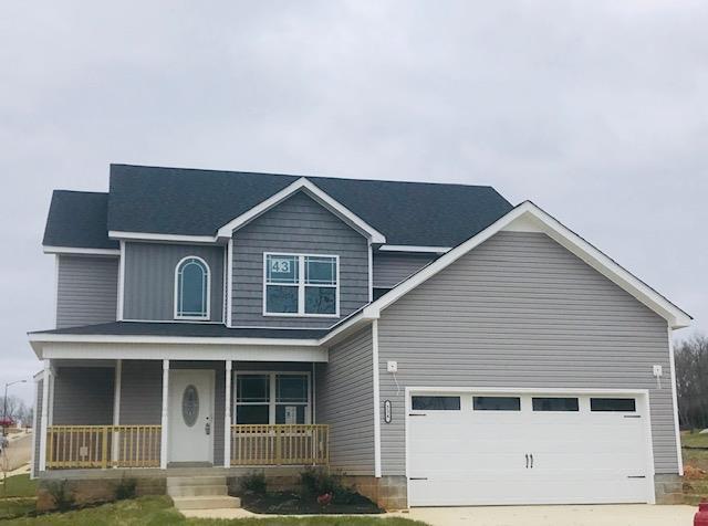 43 Chestnut Hill, Clarksville, TN 37042 (MLS #1990666) :: REMAX Elite