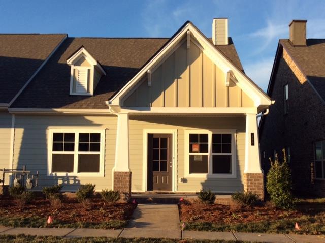 404 Ivey Manor Drive #62, Nolensville, TN 37135 (MLS #1993174) :: Nashville on the Move