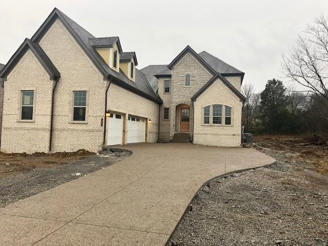 108 Asher Downs Circle #2, Nolensville, TN 37135 (MLS #2000570) :: Nashville on the Move