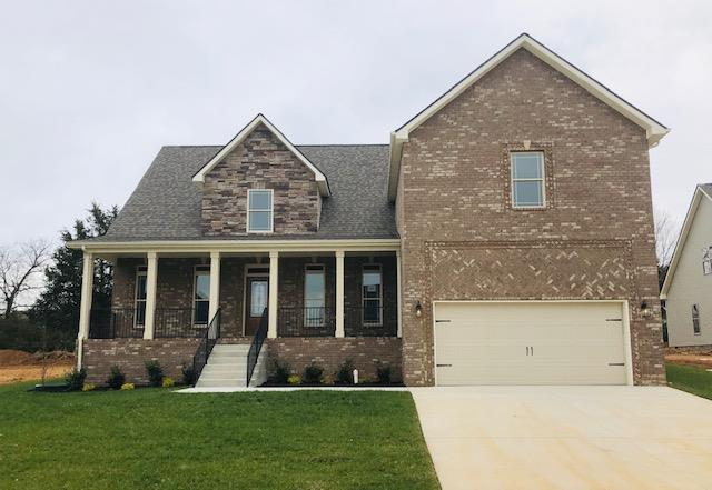 71 Gallant Ct., Clarksville, TN 37043 (MLS #2019260) :: Berkshire Hathaway HomeServices Woodmont Realty