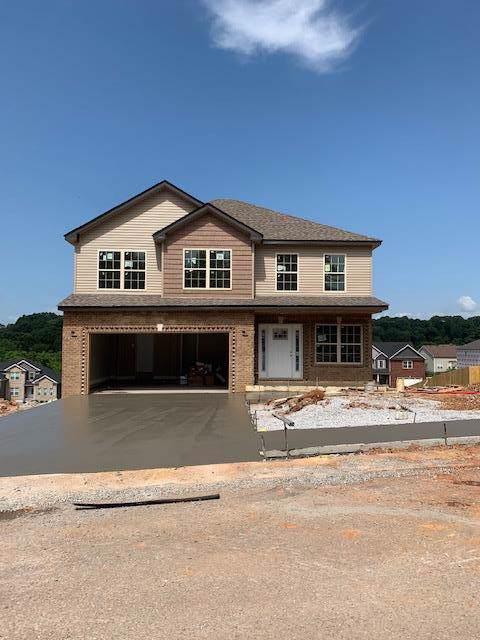 39 Kingstons Cove, Clarksville, TN 37042 (MLS #RTC2030396) :: REMAX Elite