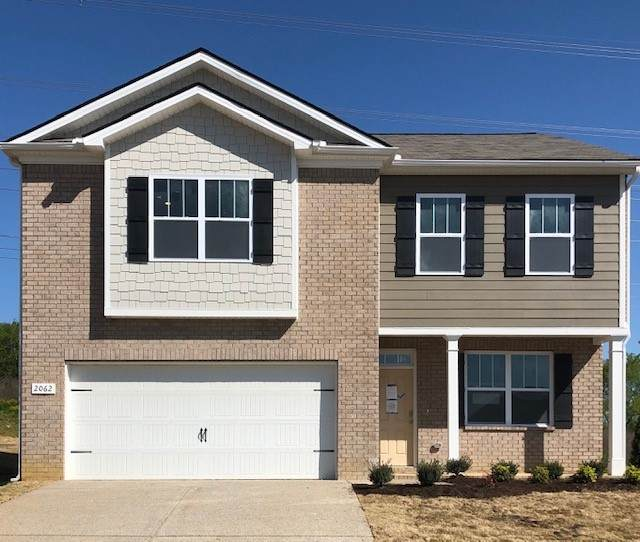 2062 Sunflower Drive 370, Spring Hill, TN 37174 (MLS #RTC2122857) :: Nashville on the Move