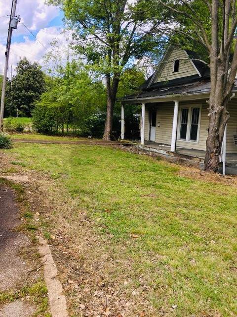192 N Forrest Ave, Camden, TN 38320 (MLS #RTC2148922) :: Village Real Estate