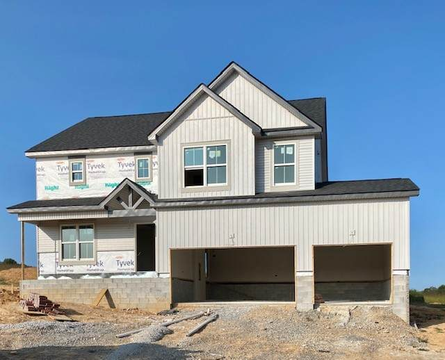 6 Southern Point, Clarksville, TN 37040 (MLS #RTC2171726) :: RE/MAX Homes And Estates