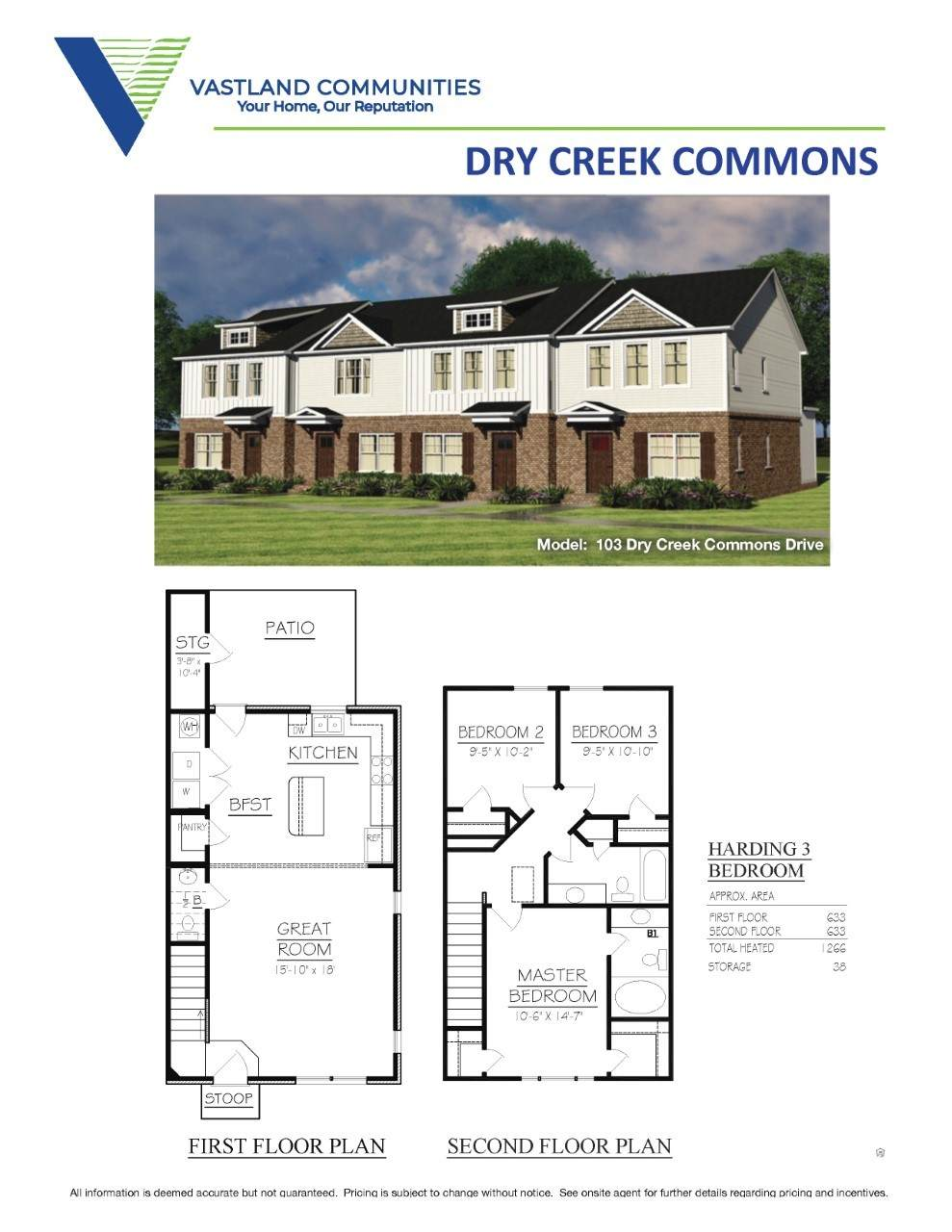 104 Dry Creek Commons Drive - Photo 1