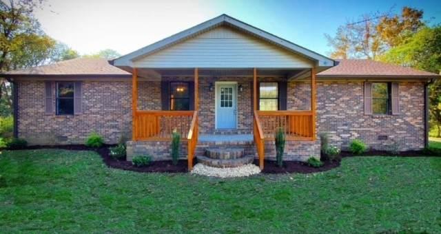 1395 Globe Rd, Lewisburg, TN 37091 (MLS #RTC2197363) :: Village Real Estate