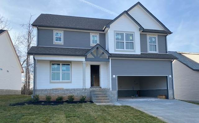 397 Autumn Creek, Clarksville, TN 37040 (MLS #RTC2207200) :: Nashville on the Move