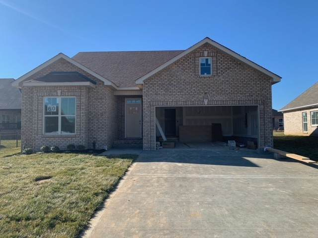60 Hereford Farms, Clarksville, TN 37043 (MLS #RTC2218525) :: Ashley Claire Real Estate - Benchmark Realty