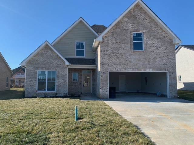 59 Hereford Farms, Clarksville, TN 37043 (MLS #RTC2218527) :: The Kelton Group